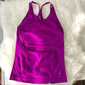 Active by Old Navy Workout Racerback Top Sz M